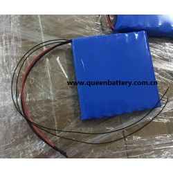 QB18650 3s5p 12v13ah 12v15ah 12v10ah  solar lighting battery pack with pcb 8A