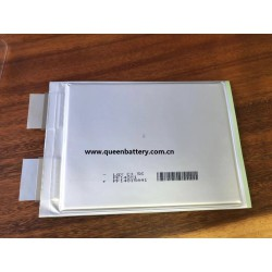 LG 75164232 27AH LI-PO 3.6V LI-POLYMER BATTERY CELL