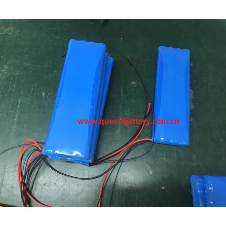 11.1V 12V12AH 3S4P 12V10AH rechargeable solar system battery pack with pcb