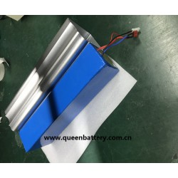 48V23AH 13S9P electric bicycle battery pack e bike battery 18650 QB18650 with bms 15A