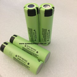 PANASONIC 18650 NCR18650G 3600mAh 3.6V Battery Cell