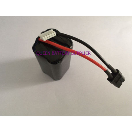 14.8V 4S1P 3500mah 18650 SANYO GA battery pack for model airplane
