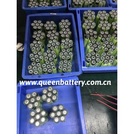 18650 B PANASONIC NCR18650B 18650B 1S7P 3.7V 3.7V motor lamp battery pack 23.8AH 23AH 24AH