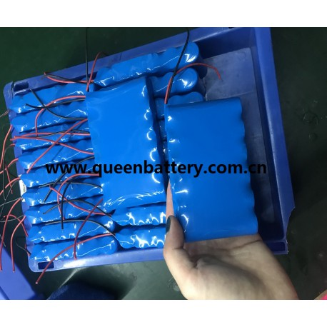 6s1p 18650 QB18650 3000mah 2600mah 22V 21.6V 22.2V power bank led emergency light lamp battery pack