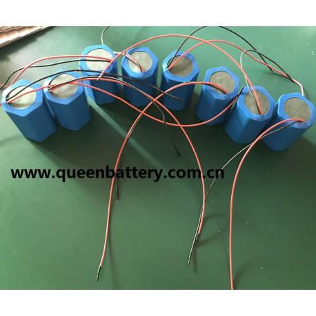 SANYO NCR18650BF 18650 BF 1S7P 3.6V 3.7V 23AH 24AH 25AH 23.8AH LG F1L military motor lamp battery pack