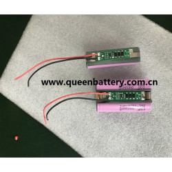 18650 1s2p LG MJ1 samsung 35e 35et INR18650-35E lamp lighting battery pack with pcb 3mos 5A
