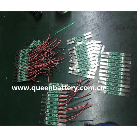 1S 4.2V 3.7V  3mos PCM/PCB 5A 7A con.current
