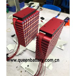 SANYO 20700 NCR20700B 20700B 13S10P BATTERY PACK 48V42AH 42.5AH WITH BMS 100A con.