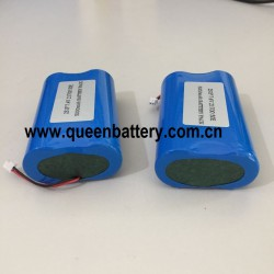 7.2v 2s1p samsung 21700 lg m50 50e 7.4v 5000mah battery pack with pcb 3A con. with molex connector with 26awg silicon cable