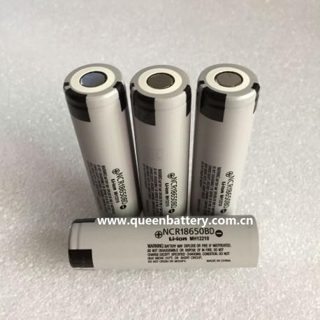 PANASONIC 18650 BD NCR18650BD 18650BD battery cell 3200mAh 3.6V 10A