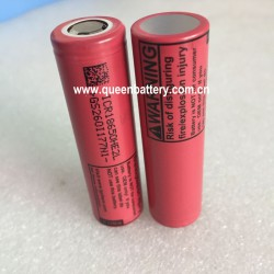 LG HE2 Chem 18650 I8650HE2 2500mAh 30A discharge li-ion battery cell 3.7V
