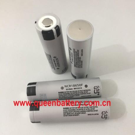 PANASONIC 18650 18650F NCR18650F 2900mAh 3.6V lowe temperature battery