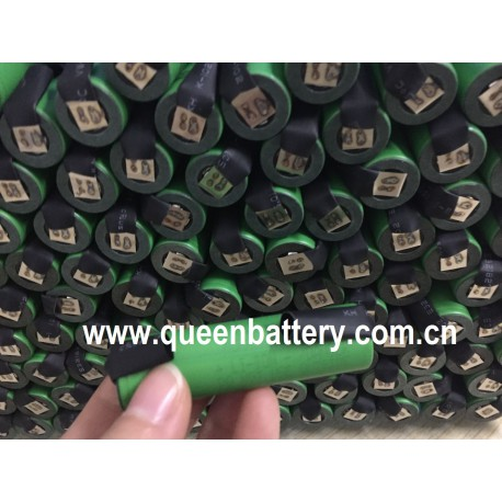sony 18650 vtc4 US18650VTC4 2100mAh 30A 3.6v 3.7v battery cell with tabs