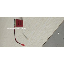 103450 1s1p panasonic 3.7V 3.6V 2350mAh NCR103450A prismatic cell with PCB/PCM 1.5A con.with JST connector