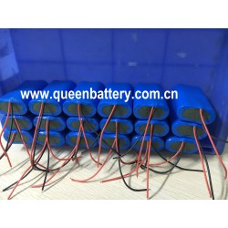 7.4V 7.2V 2S1P samsung 21700 50E battery pack INR21700-50E 5000mAh with PCM/PCB 3A-5A con.with 22awg silicon wire