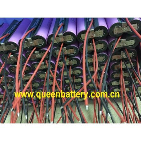 18650 3.6V 3.7V LED lighting battery 7AH 7000mAh 1s2p samsung 35ET 35E INR18650-35ET with pcb/pcm 3A