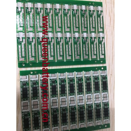 18650 26650 21700 1s pcb/pcm 3.7V 4.2V with 3mos (5A con.)