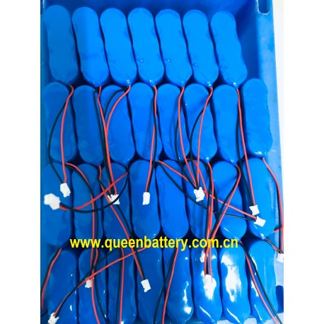 battery pack 3.7v 4.2v 3.6v 15AH 1S3P 21700 SAMSUNG LG 50E M50 M50T lithium battery with pcb/pcm 2A with PH2.0-2P connector