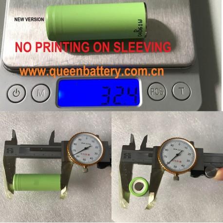 PANASONIC 18500 NCR18500A 2000mAhc battery cell 3.6V