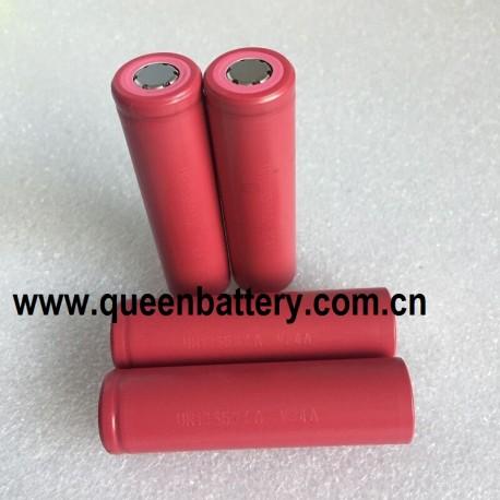 SANYO AA AY 18650 UR18650AY 2200mAh battery cell 3.6V 18650AY AA