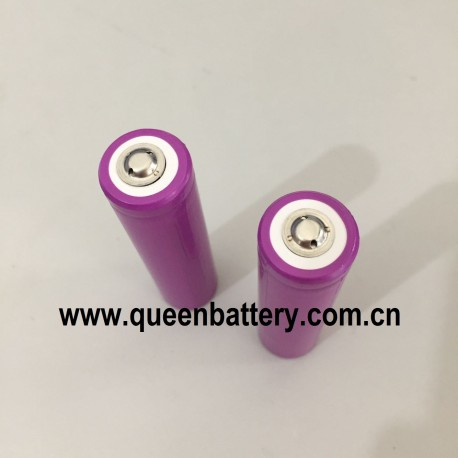 SANYO UR16650ZTA 16650 ZTA battery cell 2500mah 3.6v with button top