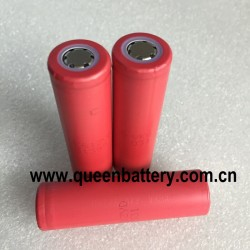 SANYO ZY 18650 UR18650ZY 2600mAh battery cell 3.7V