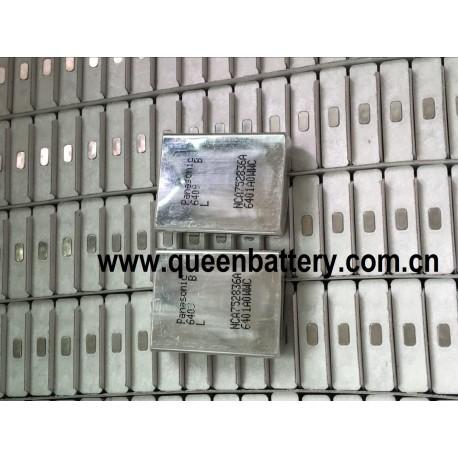 PANASONIC 752836 970mAh 3.7V PRISMATIC battery cell