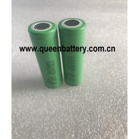 Samsung 22f 22fm18650 ICR18650-22F 22FM  li-ion 2200mAh battery cell 3.7V