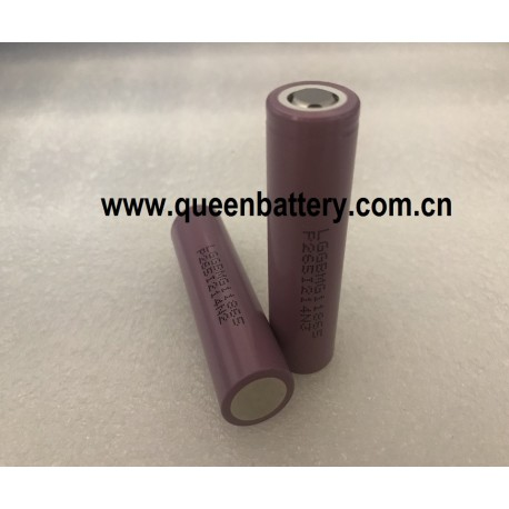 LG MG1 INR18650MG1 18650 2900mAh 3.7V  10A Li-ion battery cell