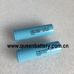 Samsung 15M 18650 INR18650-15M  25A li-ion rechargeable battery cell 3.7V