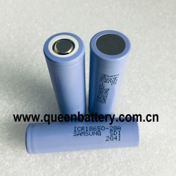 Samsung 28A 18650 ICR18650-28A 2800mAh li-ion rechargeable battery cell 3.7V