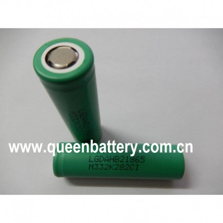 LG HB2 Chem 18650 INR18650HB2 10A ischarge li-ion battery cell 1500mah