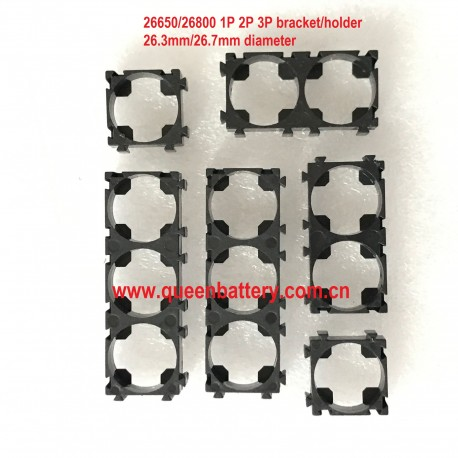 26650 26800 battery universal bracket/holder 2P/3P