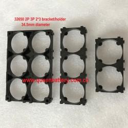 32650/32700 lifepo4 3.2V battery cell's 2P/3P bracket/holder