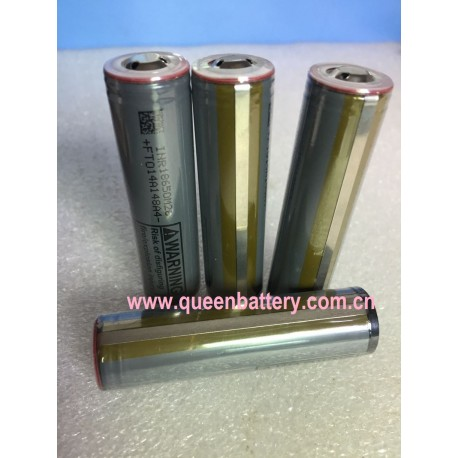 LG 18650 INR18650M26 M26S 2600mAh 3.7V with button top with protected/protection
