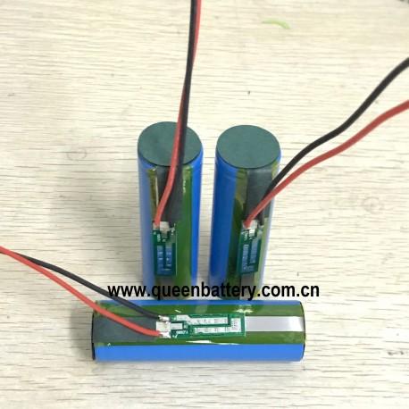 1S1P 4.2V 3.7V 3.6V 21700 battery pack rechargeable led battery 5000mAh samsung 50E LG MT50T INR21700-50E INR21700M50T