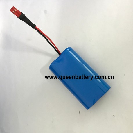 18650 LG MJ1 INR18650MJ1 1S2P 3.6V 3.7V 7000mAh 7AH battery pack with 4mos PCB/PCM(10A) with 8cm 19AWG JST connector