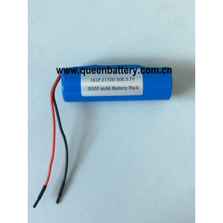 21700 flashlight led light backup energy storage battery 1s1p 3.7V 3.6V 4.2V 21700 5000mah LG M50 M50T samsung 50E