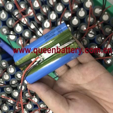 21700 LED lighting backup energy storage battery 3.7v 3.6v 4.2v 1s2p samsung 21700 50E LG M50 M50T INR21700 10AH 10000mAh