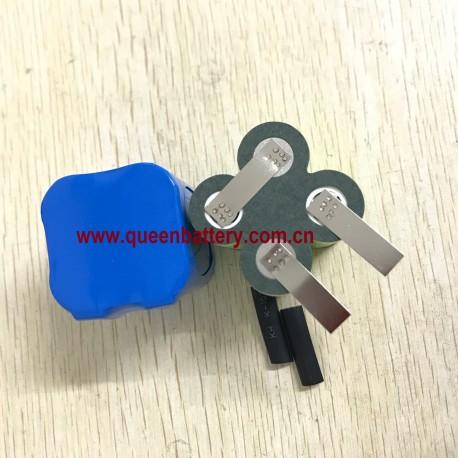 18500 4S1P  14.4V 16.8V 14.8V PANASONIC QB QB18500 1600mAh NCR18500A  2000MAH battery pack with tabs