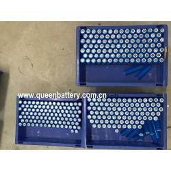 18650 QB18650 QB SAMSUNG LG SANYO 3S10P 11.1V 12V 10.8V 26AH 30AH 35AH solar street light battery pack