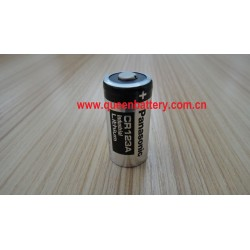 PANASONIC CR123A CR17345 1400MAH BATTERY CELL (UNRECHARGABLE)