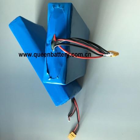 6S8P 21700 SAMSUNG INR21700-50E 50E 22.2V 22V 23V 40AH 15cm 14AWG power lead inclusive XT90 15cm JST balancer