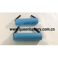 LG 18650 HB6 samsung sdi 18650 INR18650 15M 15MM battery cell 3.7V 1500mah (with tabs)