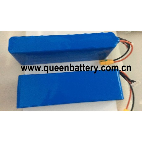 21.6V 22.2V 12AH 13AH 14AH 6S4P SANYO 18650 GA SAMSUNG 35E LG MJ1 NCR18650GA model aircraft UAV RC drone battery pack with XT90