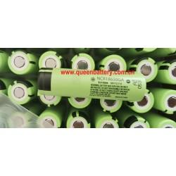 PANASONIC GA 18650 NCR18650GA 3500mAh 10A battery cell 3.6V(MADE IN CHINA)