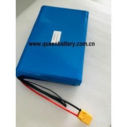 LG 21700 M50 M50T M50LT SAMSUNG 50E INR21700-50E INR21700M50T 21.6V 22.2V 22V 35AH 6S7P BATTERY PACK 15cm 14AWG XT90 JST