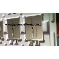 SONY MURATA LI-PO 455676 US455676H5 li-polymer battery cell 2710mAh 3.7V