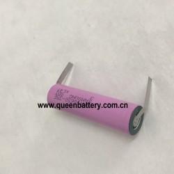 Samsung 35E 35ET 10A 18650 sdi 18650 3500mAh INR18650-35E 3.7V Battery cell 10A with tabs
