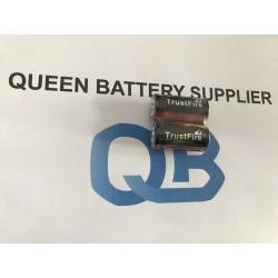 16340 trustfire 880mAh 3.7V li-ion battery cell